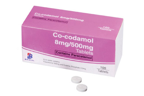 50 mg codeine - KLIPAL CODEINE 600 mg/50 mg: Indications
