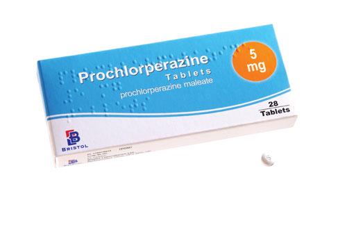 Prochlorperazine 5 Mg Suppository